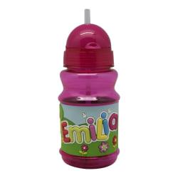Flaska EMILIA Drickaflaska 30 cl vattenflaska MultiColor