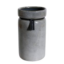 Kruka Vas Grå 30 cm Grey