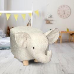 ECD Germany djurpall för barn 52x25x28 cm elefant av