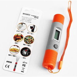 Infraröd Pen Termometer - Batteri ingår -