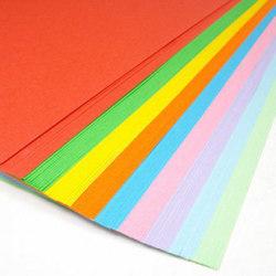 Färgat papper a4 10 färg 100 ark/förp