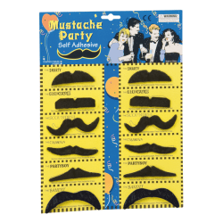 12-pack mustascher