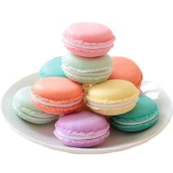 3-pack Smyckesförvaring Macaron