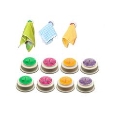 Disktrashållare - Olika färger