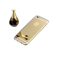 Exklusiva spegelskal för iPhone 6 / 6s - Olika färger guld