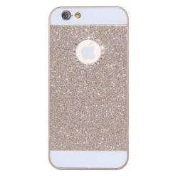 Läckert glitterskal - iPhone 6/6s vit