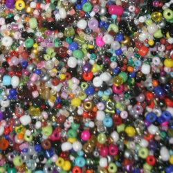 Pärlmix Pärlpaket Seed Beads 75 gram ca