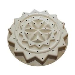 Äggostform 25cm - Äggostestjärnan BoneWhite Äggoststjärna
