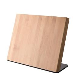 Dorre Knivblock Bambuträ Magnet 20*22,5 cm Ek