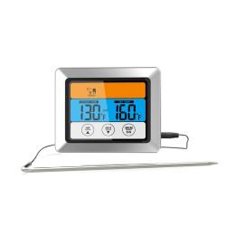 Dorre Stektermometer Digital Lång Sladd Black 120 cm