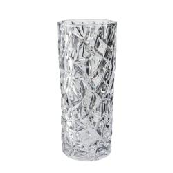 Dorre Vas Elegant Kristall Rund Höjd 24,5 cm  Kristall