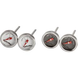 GastroMax  Stektermometer 4-pack Silver