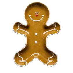 Sagaform Ginger pepparkaksgubbe skål Brun