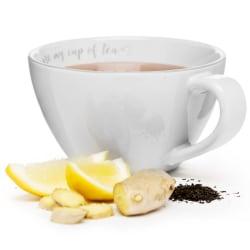 Sagaform Tea mugg 70 cl Vit