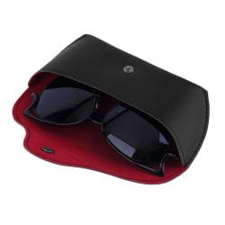Glasögonfodral / Solglasögonfodral Semihard Case Svart