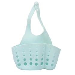 Tvättsvampshållare till diskhon Ljusblå