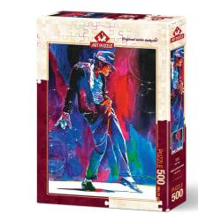 Art Puzzle - Yeah Hey! 500 bitar multifärg
