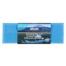 Atom Outdoors Isolerande sittplatta - Blå Blå