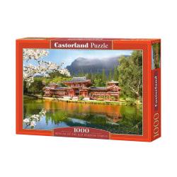 Castorland Kopia av gamla Byodoin Templet 1000 Bitars Pussel multifärg