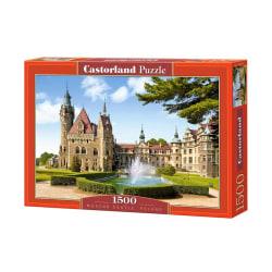 Castorland Moszna Slott, Polen 1500 Bitars Pussel multifärg