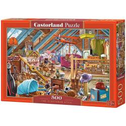 Castorland Pussel - Den röriga vinden 500 Bitar multifärg