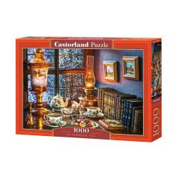 Castorland Pussel - Eftermiddagste, 1000 Bitar multifärg