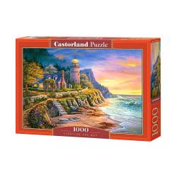 Castorland Pussel - Fyrtornet, 1000 Bitars multifärg