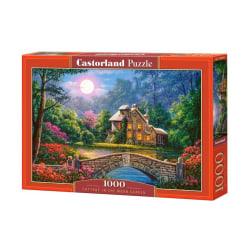 Castorland Pussel - I månskenet, 1000 Bitars multifärg