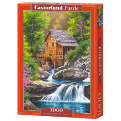 Castorland Pussel - Kvarnen, 1000 Bitars multifärg
