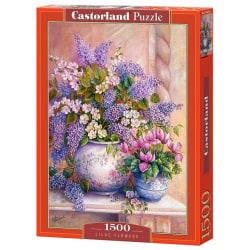 Castorland Syrener 1500 Bitars Pussel multifärg