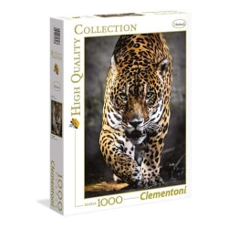 Clementoni Pussel - Den mäktiga Jaguaren 1000 Bitar multifärg