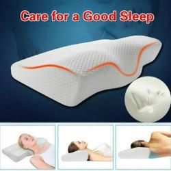 Slow Rebound Memory Foam Pillow Cervical Contour Pillow for Neck