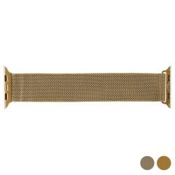 Klockarmband Apple Watch 2/42 Mm Rostfritt stål Guld