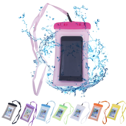 1 Pcs Under Water Proof Dry Pouch Bag Case Cover Protector Holde Blue