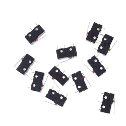 10PCS Limit Switch 3 Pin N/O N/C 5A 250VAC KW11-3Z Micro Switch 0 0