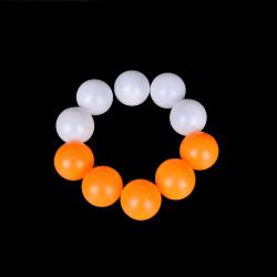150pcs Plastic Table Tennis Ping Pong Balls Training Sports 40mm white n/a