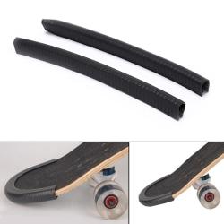 2st Skateboard Stötfångare Strip Skate Board Skydd Strip Anti-