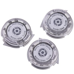 3x Shaving Razor Replacement Blade Shaver Heads for SH50 HQ8 Sh one size