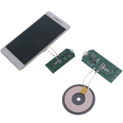 5W QI Wireless charger module transmitter PCBA circuit board wit one size