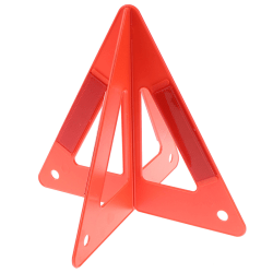 Car Breakdown Warning Triangle Emergency Reflective Safety Hazar one size