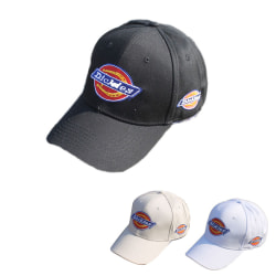 Dickies Baseball Cap Men Women Couple Hat Hip-hop Sun Headdress Black