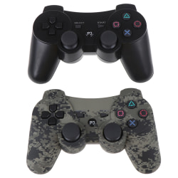 For PS3 Gamepad for Play Station 3 Wireless Bluetooth Controller Black