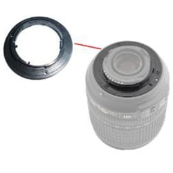 New Lens Base Ring for Nikon 18-55 18-105 18-135 55-200 Camera R One Size