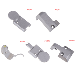 Original Gimbal Camera Repair Parts For DJI Mavic Pro Drone Arm  A4(10)