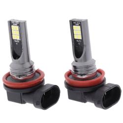 Pair H11 LED Headlight Kits 110W 20000LM FOG Light Bulb 6000K Dr onesize