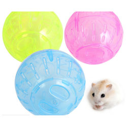 Pet Rodent Mice Hamster Gerbil Rat Jogging Play Exercise Plastic