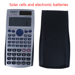 Scientific Calculator Advanced 417 Functions for A-Level Studen onesize