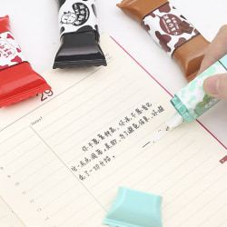 Sweet Candy Correction Tape Creative modeling Students Kawaii Sc one size