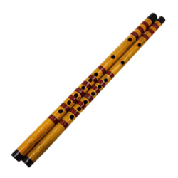 Traditional Long Bamboo Flute Clarinet Student Musical Instrumen