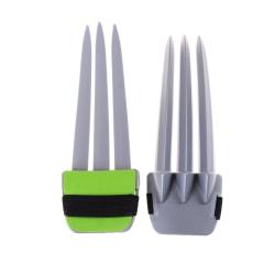 X-men Wolverine claws 25cm ABS Action Figure Toys Logan plastic  0 1
